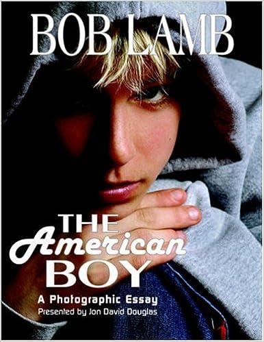 Amazon.com: The American Boy: A Photographic Essay (9781599264974 ...