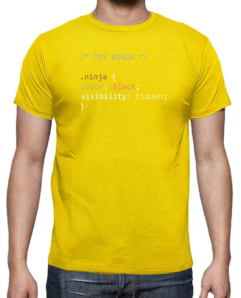 latostadora - Camiseta CSS Ninja para Hombre: RoninRojo ...