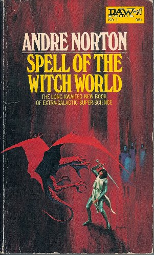 Spell of the Witch World (Daw UW1430)