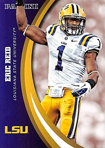 quality design d1f8d 5e781 Eric Reid football card (LSU Tigers) 2015 Panini Team ...