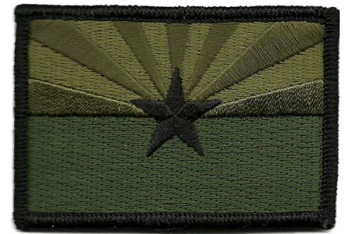 Arizona Tactical Patch - Olive Drab