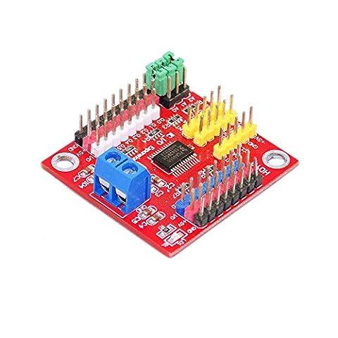 Tolako GPIO Module with Dual Channel Digital I/O Ports for Arduino (Arduino Galileo 2)