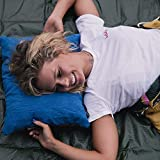 Wise Owl Outfitters Camping Pillow Compressible