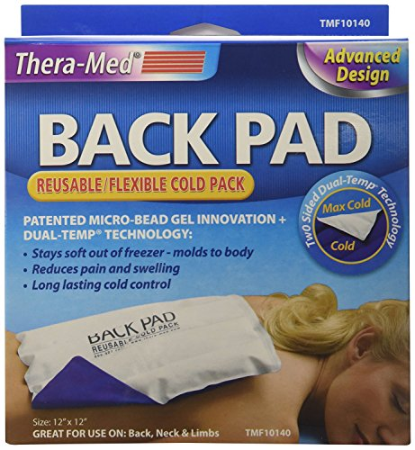 Theramed Back Pad Dual-Temp Cold Pack 12