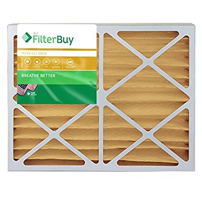 Furnace Filters/Air Filters - AFB Platinum MERV 8 + 11 + 13 (4 Pack)