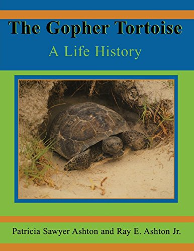 The Gopher Tortoise: A Life Story (Life History Series) Adult Reptile Food