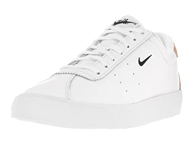 release date a583a 9621a Nike Match Classic Suede - Baskets pour Homme, Blanc, 45.5