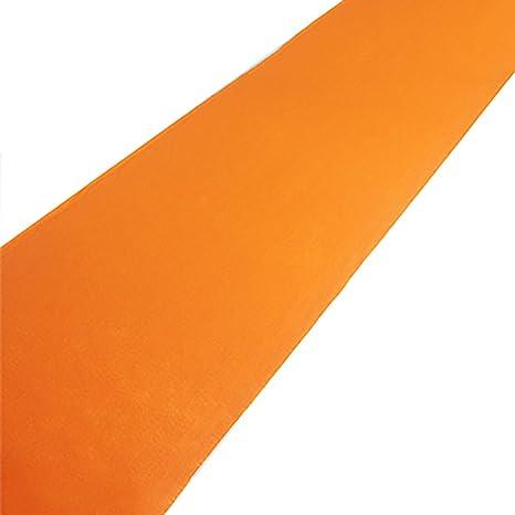 Sunbrella Solid LS03R024X084S Area Rug 2x7 Garnet