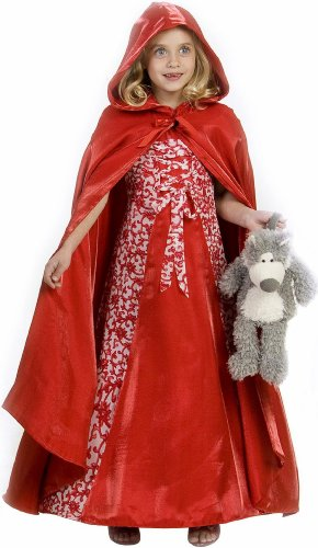 [Red Riding Hood Costume] (Halloween Costume Little Red Riding Hood)