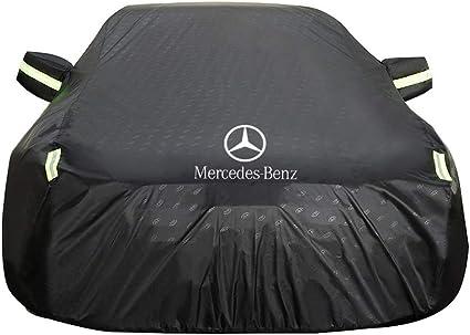 Couverture de voiture Mercedes-Benz C-Class 2-porte Coup/é Couverture de voiture Couverture de voiture sp/éciale b/âche de voiture Protection contre la pluie /écran solaire /épaississant Isolation Couvertu