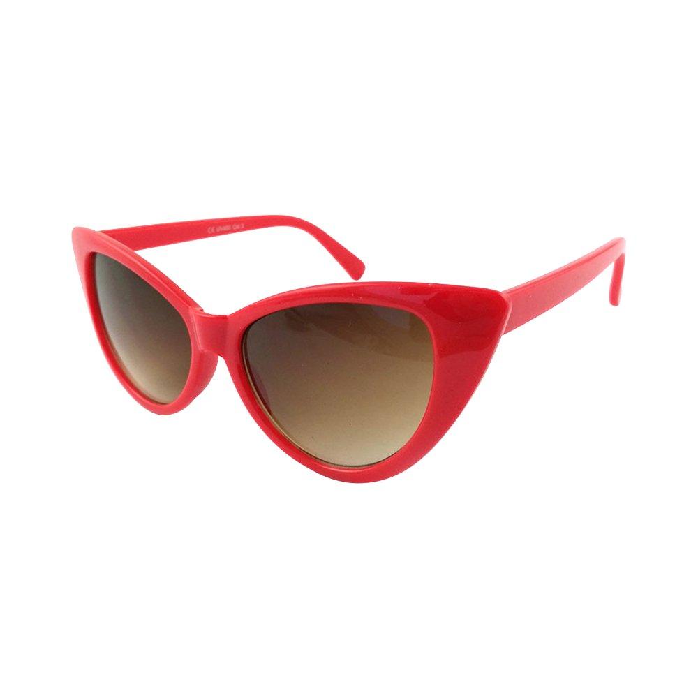 ASVP Shop Cat Eye Women's Ladies Sunglasses Retro Vintage Trendy B3