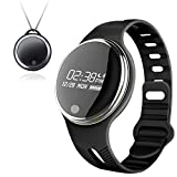 Celendi IP67 Waterproof Bluetooth Smart Watch Smart Bracelet Sport Watch for iPhone 4S / 5 / 5C / 5S / 6 / 6P IOS 6.1 Above and Android 4.3 or Above (Black)