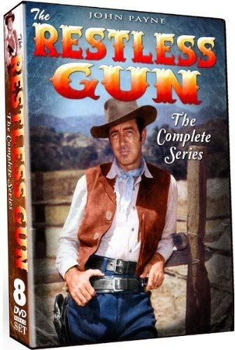 The Restless Gun: The Complete Series (Sons Of Guns Dvd Set)