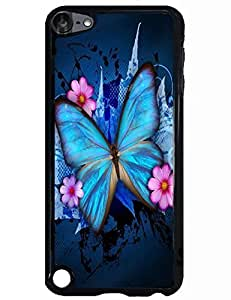 Tough Rare Butterfly With Flower For LG G3 Case Cover