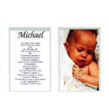 Townsend FN03Oliver Personalized Matted Frame With The Name & Its Meaning - Oliver