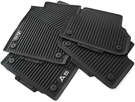 Audi A5 Gummifussmatten vorn 8W7061501 041 Allwettermatten Fußmatten