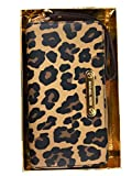 Michael Kors Jet Set multi Function Wallet Cheetah