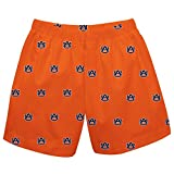 Auburn Tigers Print Orange Pull On Short by Vive La Fete