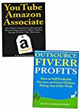 Earn a Good Income Online: Making Money from Fiverr Service Selling  & YouTube Amazon Associate