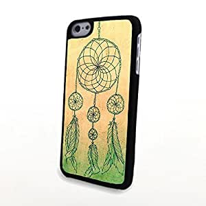 linJUN FENGGeneric Watercolor Dream Catcher PC Phone Cases fit for iphone 6 4.7 inch Cases Plastic Cover Matte Shell Hard Protector