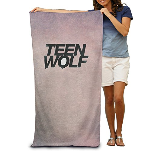 [Hotgirl Teen Wolf Beach Towel Best For Beach Super Absorbent Pool Towel] (Michael Jackson Billie Jean Costumes For Kids)