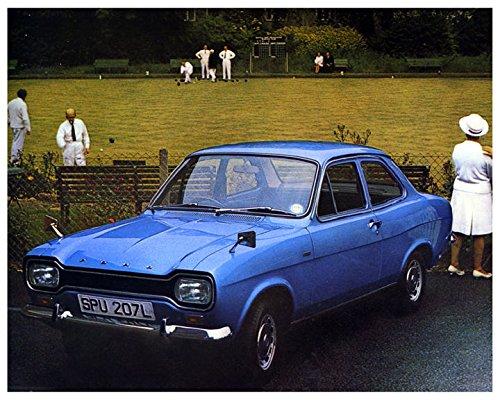 1972 1973 Ford Singapore Escort Factory - Singapore Ford