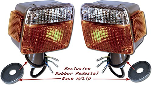 Front Turn Signal Lights Toyota Land Cruiser FJ40 FJ45 BJ40 BJ45