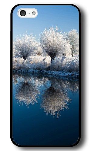 Amazon | iPhone5C ケース 湖に...