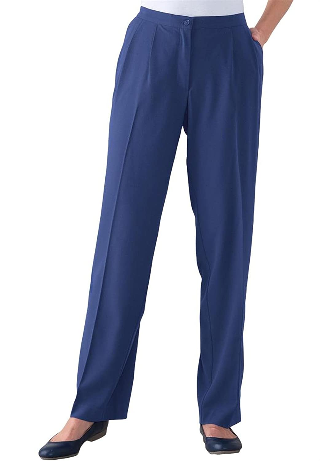 Women's Plus Size Pants In Comfortable Stretch Fabric