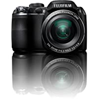Fujifilm FinePix S3200 14 MP Digital Camera with Fujinon 24x Super Wide Angle Optical Zoom Lens and 3-Inch LCD Explained Review Image