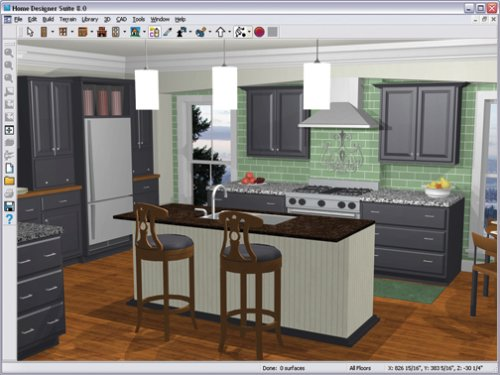 Ordinaire Amazon.com: Better Homes And Gardens Home Designer Suite 8.0 [OLD VERSION]:  Chief Architect: Software