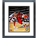 Miami Heat Dwyane Wade 2012 Action Framed Picture 8x10