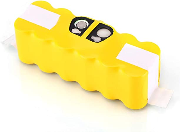 Leepesx - Batería para Aspirador iRobot Roomba 500 530 540 550 620 600 650 700 780 790 (3500 mAh, 14,4 V), 4500mAh: Amazon.es: Hogar