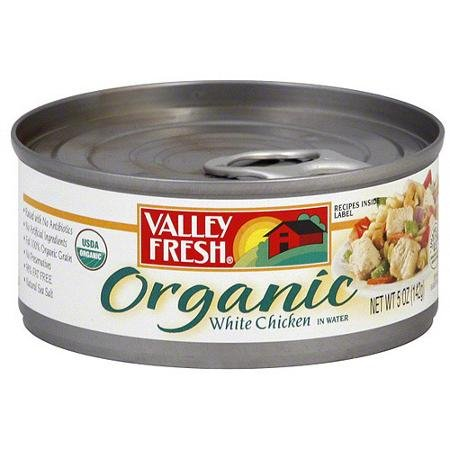 Valley Fresh Organic Chicken Breast, 5 oz (Pack of ()