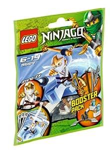 LEGO Ninja Go Zen ZX 9554 (japan import)
