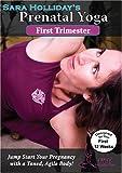 Sara Holliday's Prenatal Yoga: First Trimester DVD