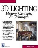 3D Lighting 9781584500384