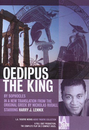 Oedipus the King (Library Edition Audio CDs) (L.A. Theatre Works Audio Theatre Collections)