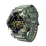 big-time Sports Smart Watch, Waterproof Bluetooth Smart Watch Camouflage Smart Watch Suitable for Outdoor