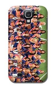 DIY Mysterious NFL Buffalo Bills Protective Hard Case for Samsung Galaxy S4 i9500 i9505 i9502