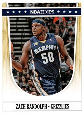 (Zach Randolph (Basketball Card) 2011-12 Panini Hoops # 109 Mint)