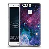 Official Haroulita Space Nebula Fantasy 2 Soft Gel Case for Huawei P10