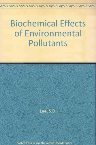 biochemical-effects-of-environmental-pollutants