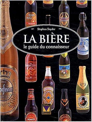 Lire en ligne Bières : Le guide du connaisseur pdf epub