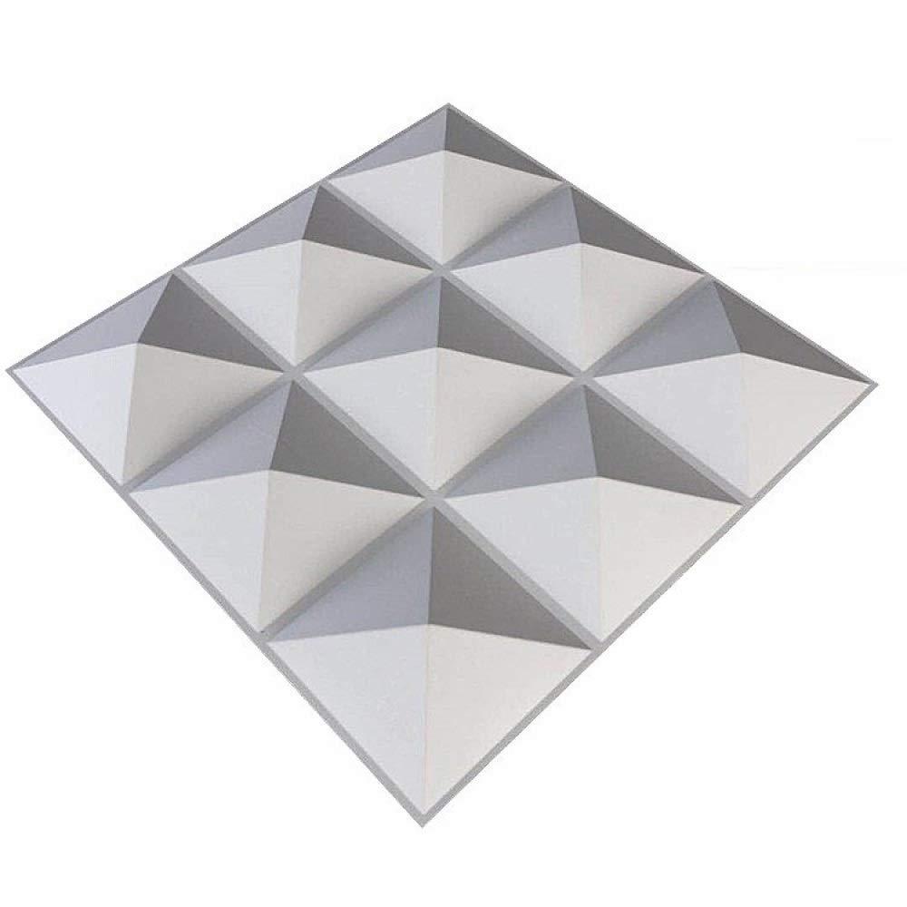 VIOY Nuova Protezione Tridimensionale per Interni in Polimero PVC Protezione Ambientale 5 Pezzi, E, Taglia Unica