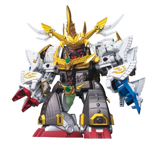 Bandai Hobby BB#352 Senjin Gasshin Shu Gundam Bandai SD Action Figure from Bandai Hobby