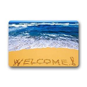510B4yb-AAL._SS300_ 100+ Beach Doormats and Coastal Doormats