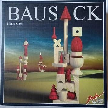 Bausack Spielware Spiel NEU