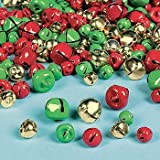 Craft Kits And Supplies 200 Christmas Jingle Bells (Small Image)