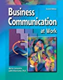 Business Communication at Work Student Text/Workbook/CD Package 2003, Satterwhite and Satterwhite, Marilyn, 0078305551